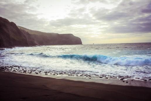 Meer,Wellen, Azoren